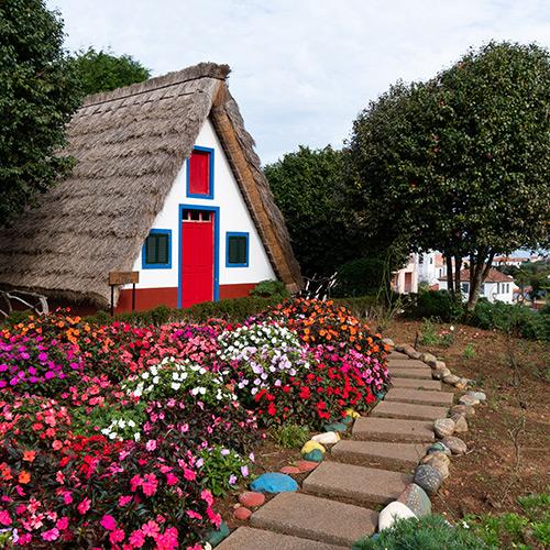 Authentiek huisje op Madeira